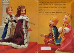 The Frog Prince puppet children's story book pg 5 | Flickr – Compartilhamento de fotos!