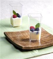 tall dessert cube