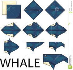 origami-whale-illustrator-31697604.jpg (1344×1300)