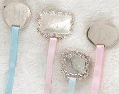 fancy pacifier clips