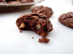 :pastry studio: Chocolate Soufflé Cookies <3