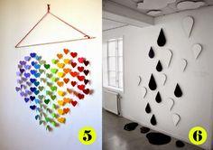 hiasan dinding creativity forward hiasan dinding dari kertas tìm ...