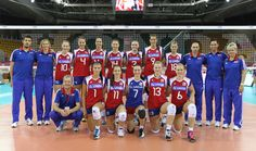 Team photo of Czech Republic