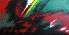 Acrílico sobre lienzo 50 x 100 cm