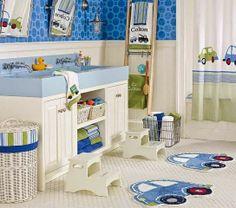 Dena Interiores: Banheiro Infantil