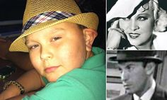 Ryan, 10, a boy from Oklahoma with Baptist parents claims he has been reincarnated andwas bit-actor and agent Marty Martin in a past life - and he knows an astonishing amount about his life