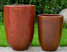 Barrel Tall Planter