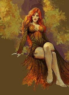 Poison Ivy by nebezial
