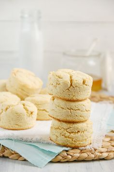 Sweet Potato Biscuits {Gluten-free Dairy-free} - The Kitchen McCabe