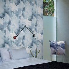Designer Wallpaper Online Store for USA & Canada Scandinavian Wallpaper, Scandinavian Design, Application Pattern, Outdoor Flooring, Wallpaper Online, Baltic Sea, Floor Finishes, Elle Decor, Designer Wallpaper