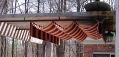 CLOTH COVERS FOR OUTDOOR PATIOS | Pergola Covers » Retractable Fabric Pergola-Covers
