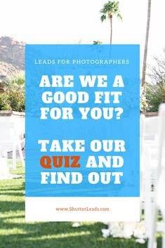 Get More Leads! Take this quiz to see if we can help you grow ! Wedding Photography Marketing, Photography Business, Advertising Strategies, Marketing Budget, Advertise Your Business, Engagement Shoots, Budgeting, Finding Yourself, How To Apply