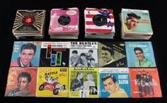 R&B & SOUL, 45s 131 Records VG to NM 1950-90 Graded, Cleaned w/Sleeves Lot #2