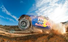 Volkswagen Dakar Race HD Wallpaper | 999HDWallpaper