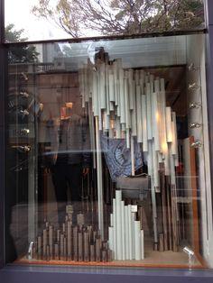 Hermes window display - Hong Kong