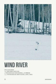 Wind River Alternative movie poster Visit my Store
