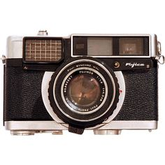 antique camera found on Polyvore