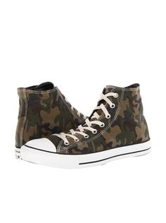 Camo Chucks, would have to come up with an outfit first