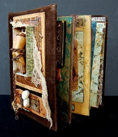 The Altered Page: [ARTIST BOOKS] by Seth Apter