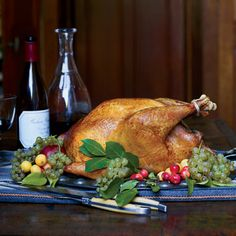 California-Style Thanksgiving on Food & Wine