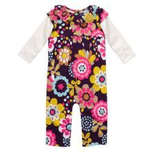 Cute fall clothes for baby girls. $9.00
