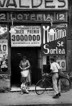 Barcelona 1953.