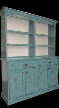 Custom Furniture - traditional - buffets and sideboards - salt lake city - Sheri lermusiaux - I like this one quite a bit