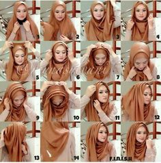 not a fan of layers but I can modify it to my taste not a fan of layers but I can modify it to my tastenot a fan of layers but I can modify it to my taste Hijab Chic, Ootd Hijab, Stylish Hijab, Hijab Dress, Girl Hijab, Hijab Outfit, Square Hijab Tutorial, Simple Hijab Tutorial, Hijab Style Tutorial