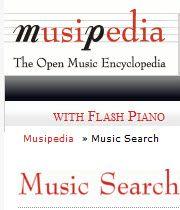 Musipedia Melody Search
