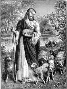 The Shepherd and the Lambs