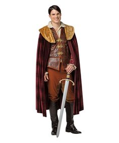 Once Upon A Time Prince Charming Costume, Prince Halloween Costume, Costume for Prince Fancy Costumes, Group Costumes, Boy Costumes, Halloween Fancy Dress, Halloween Outfits, Adult Costumes, Halloween Costumes, Funny Halloween, Costume Ideas