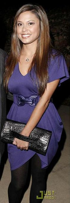 Vanessa Minnillo in style #225