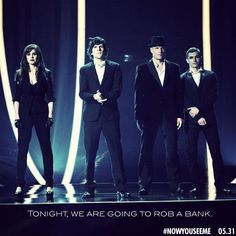 Now You See Me - Great movie! Loved it! @libbyyn #libbyyn