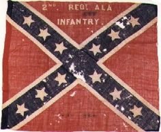 Flag: 2nd Alabama Infantry (Reserves, redesignated 63rd Alabama Infantry) Catalogue No. 86.3939.1 Provenance Reconstruction: Organized on August 16, 1864, the 2nd Alabama Infantry Reserves was redesignated as the 63rd Alabama Infantry in March 1865. This flag, manufactured by either Jackson O. Belknap or James A. Cameron of Mobile, conforms to the pattern issued to units within the Department of Alabama, Mississippi and East Louisiana. Since the flag bears an appliqued unit designation for…