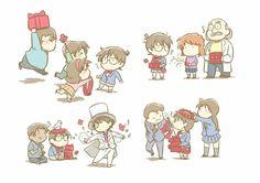 Conan Comics, Detektif Conan, Detective, Kaito Kuroba, Gosho Aoyama, Kudo Shinichi, Fanart, Reborn Katekyo Hitman, Magic Kaito