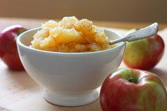 Apple sauce (Bramley apples are best)