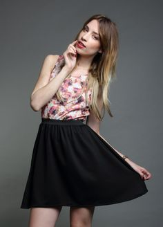 www.facebook.com/cremestyle check out our first collection! Skater Skirt, Facebook, Check, Skirts, Collection, Fashion, Moda, Fashion Styles, Skirt