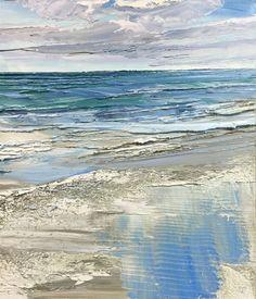 """6 January 2016"" Lynn Boggess, oil on canvas, 2016"