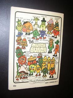Munch Bunch...loved these books