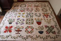 GWENDIE'S QUILTS: Beyond the Cherry Trees