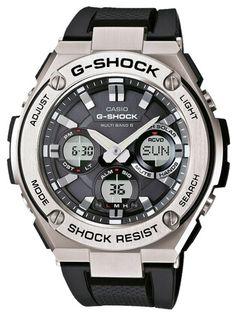 CASIO G-SHOCK G-STEEL | GST-W110-1AER