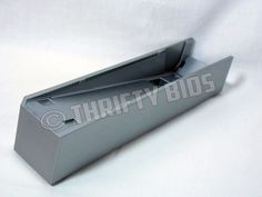 Genuine OEM Nintendo Wii Console Replacement Stand Base RVL-017 Silver Official #Nintendo