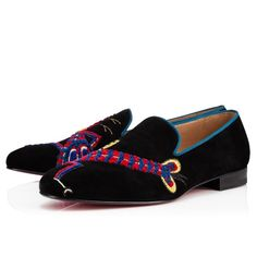 Louboutin Loafers April 2017