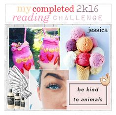 """""""☼; my completed 2k16 reading challenge 