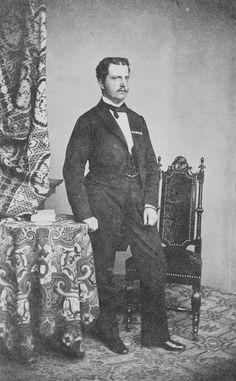 Ferdinand IV, Grand Duke of Tuscany (1835 –  1908) was the last Grand Duke of Tuscany from 1859 to 1860.