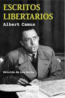 Galeano: Recorremos tus palabras andantes.: Albert  Camus.