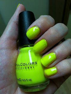 Sinful Colors - Neon Melon