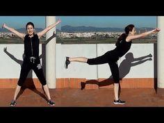 Ejercicios para adelgazar, para quemar muchas calorías y grasa, y tonificar y trabajar el cuerpo entero. Fat Burning Cardio Workout at home PASATE POR MIS RE...