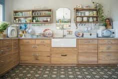 Una cocina ideal { A dream kitchen }