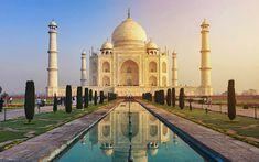 Asia-Pacific dominates list of top life-changing travel destinations Top Travel Destinations, Best Places To Travel, Holiday Destinations, Cool Places To Visit, Places To Go, Best Vacation Spots, Best Vacations, Le Taj Mahal, Best Countries To Visit